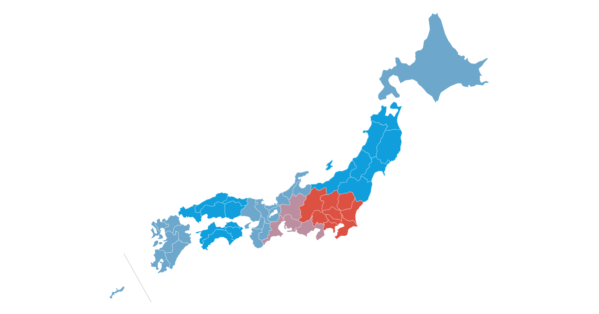 日本で最もクラフトビール醸造所のある地域