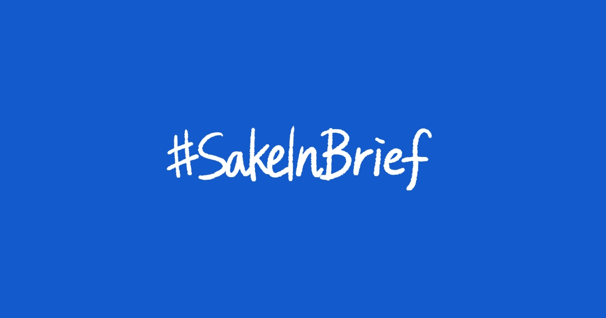 #SakeInBrief in 2019