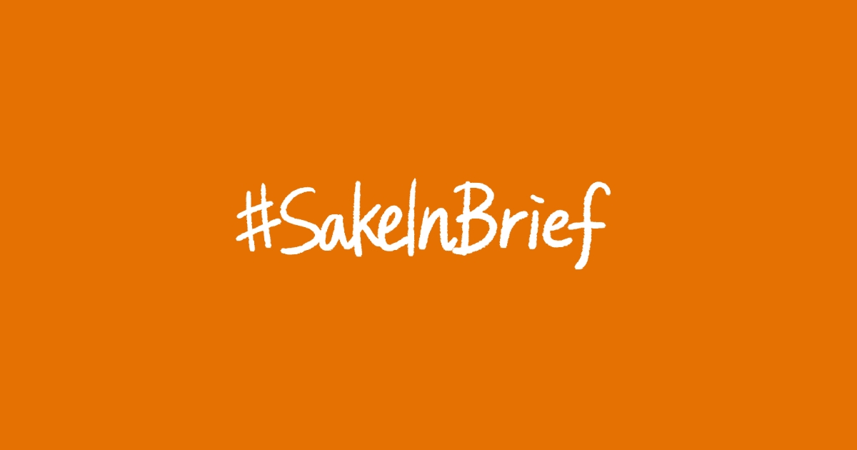 #SakeInBrief in May 2020