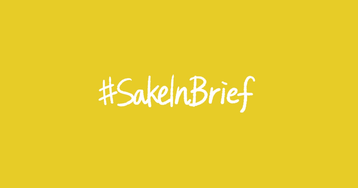 #SakeInBrief in June 2020